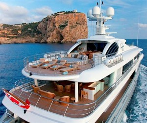 "Yacht ""Imagine"" – 215ft"