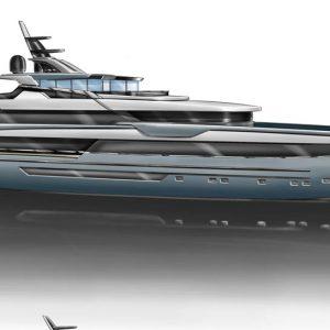 BWA 60 M Yacht