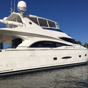 "2006 Marquis 65' Motor Yacht ""Foxy Lady"""