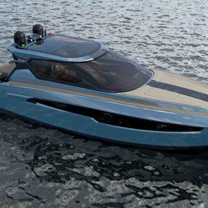 Benship Yacht 8 45′