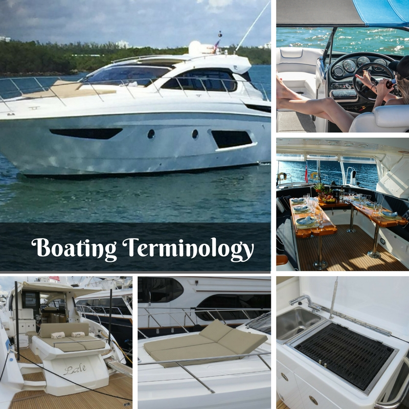 Boating Terminology