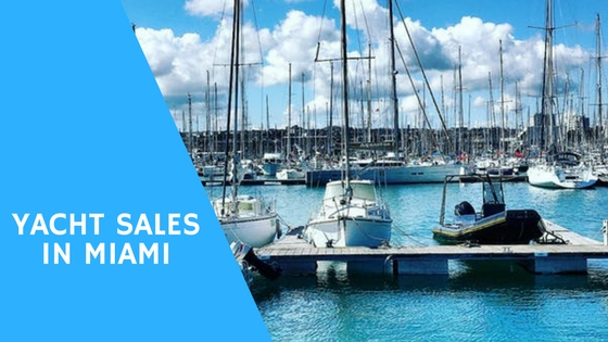 Yacht Sales in Miami