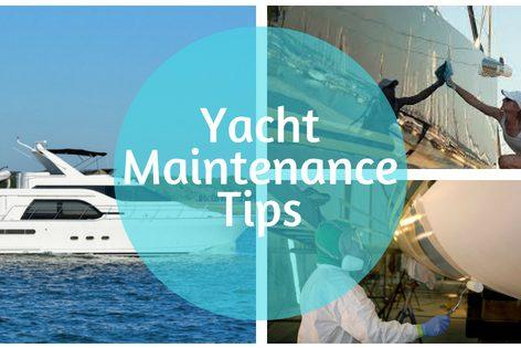 Yacht Maintenance Tips