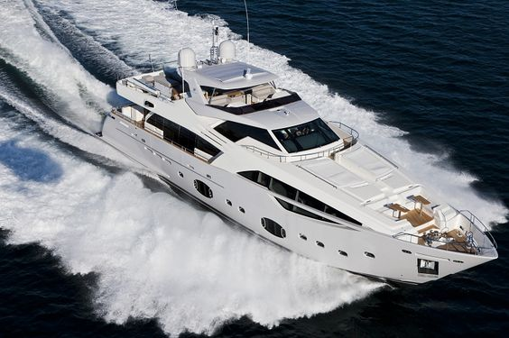 New Ferretti Custom Line 100 Superyacht Desta