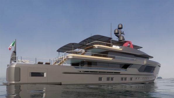Brand New CRN Yachts