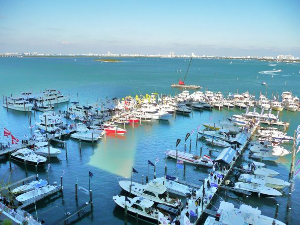 mega yacht charter, superyacht charter, miami boat show