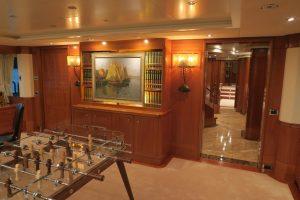 New yachts miami Interiors