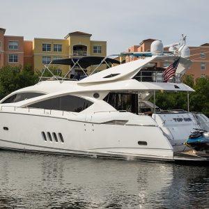 Sunseeker 82 Yacht for sale