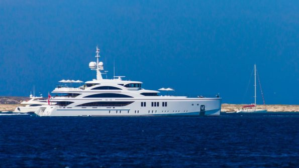 Mega And Superyachts for Sale