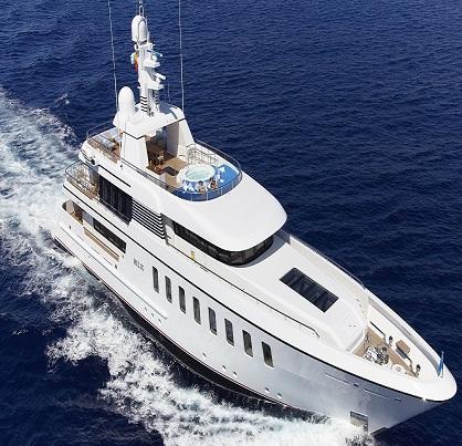 Feadship yacht for sale